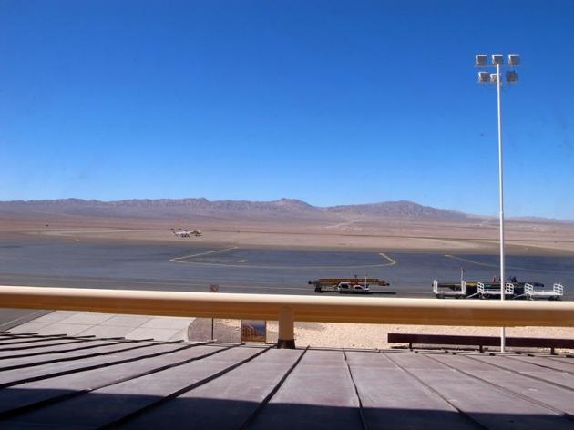 從玻利維亞來到智利的Atacam,彷彿像從鄉村來到城市,從森林來到文明一樣