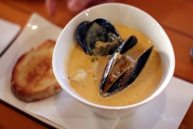 全程最好喝的clam chowder