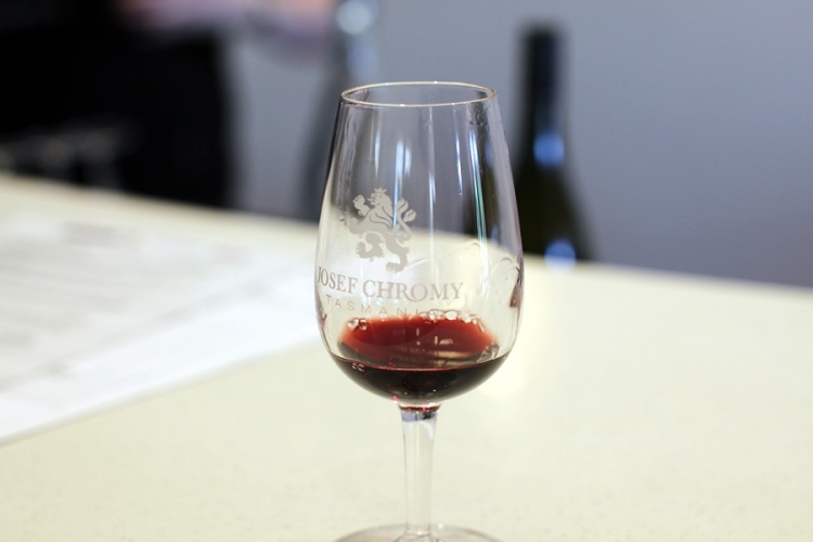 最後就是紅酒pinot noir和merlot