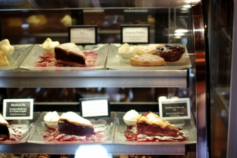 icecream and pie不錯