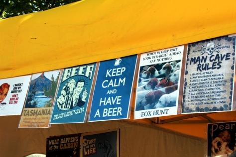 買不到心頭好,就Keep calm and have a beer