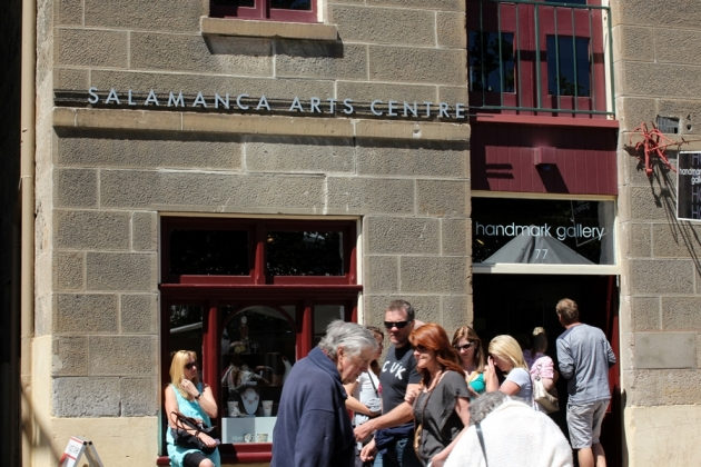 還有一些Art Centre