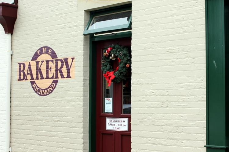 最吸引的,要算是Richmond Bakery