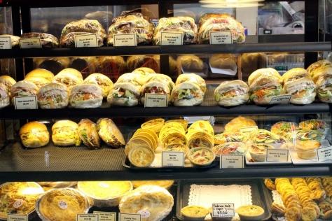 有超多不同的Pie和Pastry