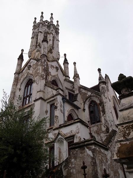 好舊的教堂