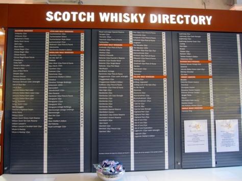 Scotch Whisky 小麥威士忌(http://en.wikipedia.org/wiki/Scotch_whisky)