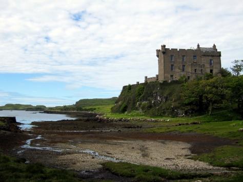 遠望Dunvegan Castle