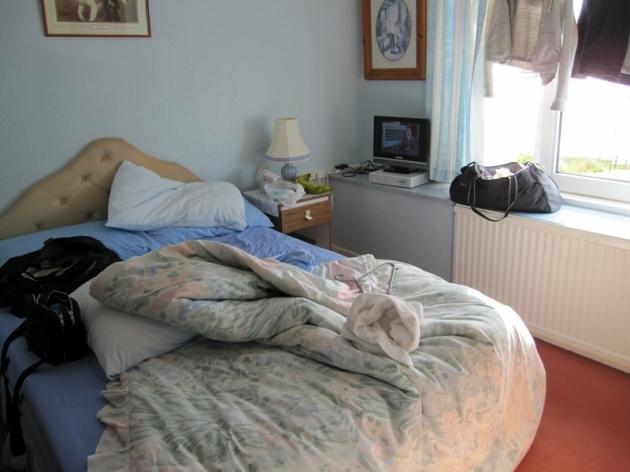 在這b&b住了兩天,雖然不豪華,但十分舒適