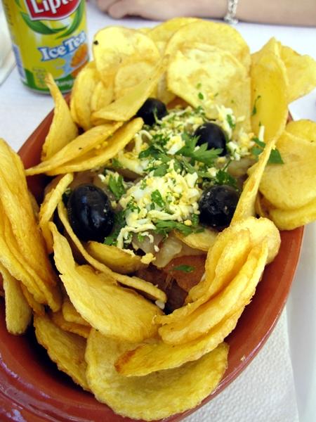 葡萄牙式的Nachos