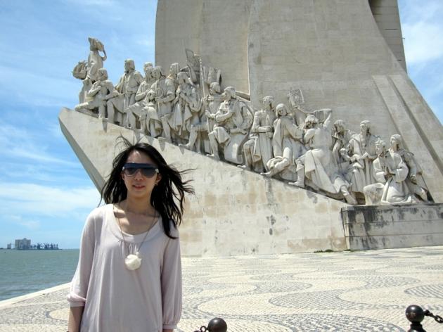除了大教堂外,靠近海岸還有兩個巨型紀念碑Padrão dos Descobrimentos和Belém Tower,標誌著葡萄牙曾經輝煌的航海實力