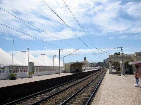 train to cascais