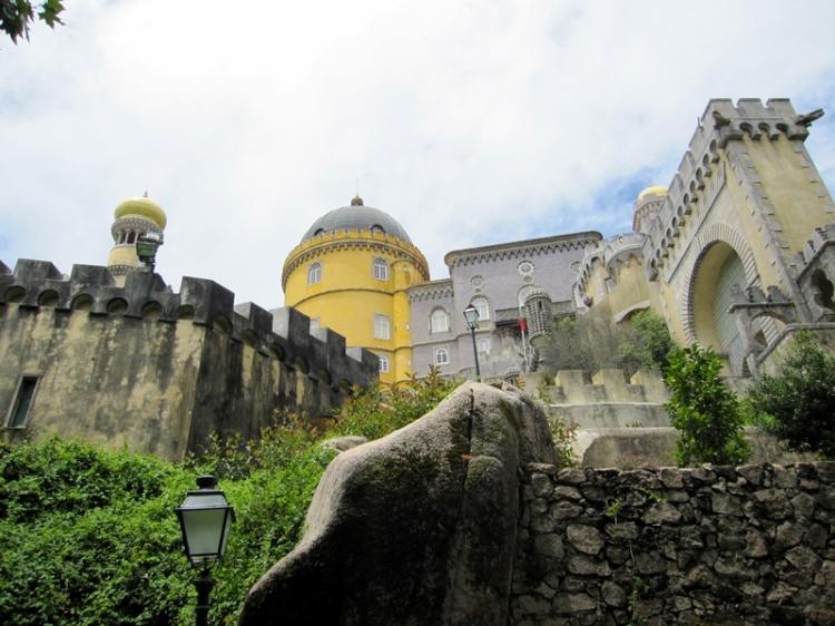 pena palace gateway