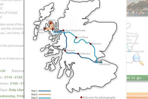 第二天的旅程主要在Isle of Skye的不同角落遊走。今天的天氣好極了