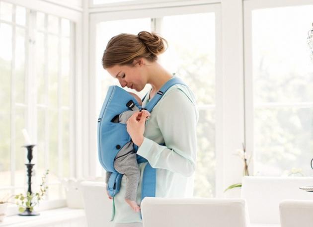 Baby Bjorn應該是歷史最悠久的新式孭帶