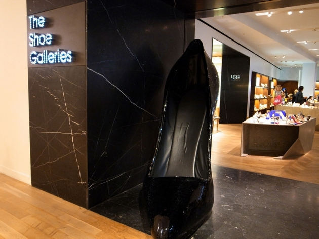 The Shoe Gallery!