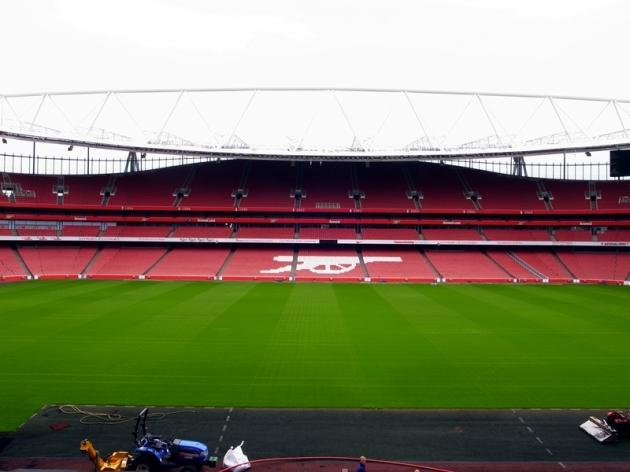 阿仙奴這個新球場絕對是英超數一數二最好的球場