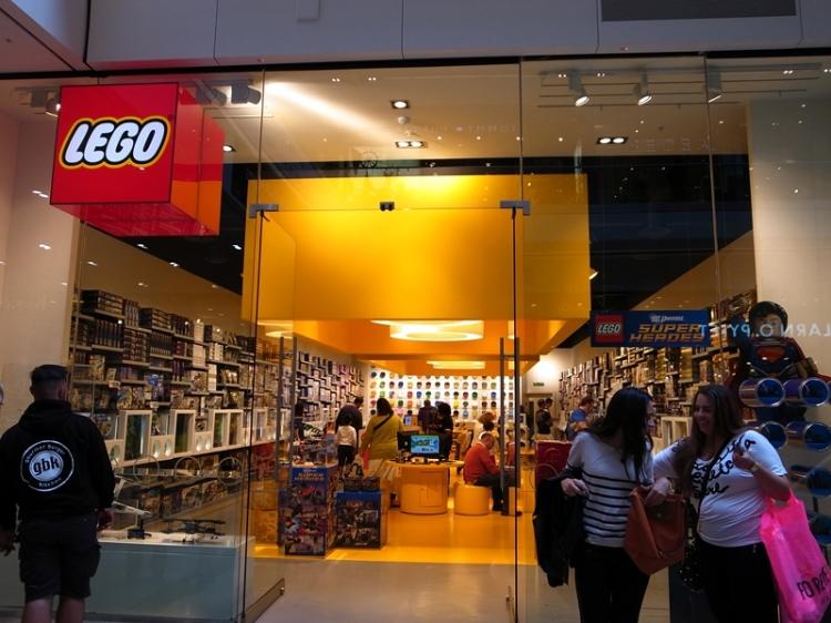 Lego價錢比香港便宜