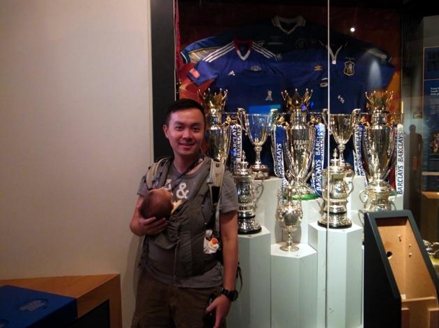Chelsea近幾年的獎杯多不勝數