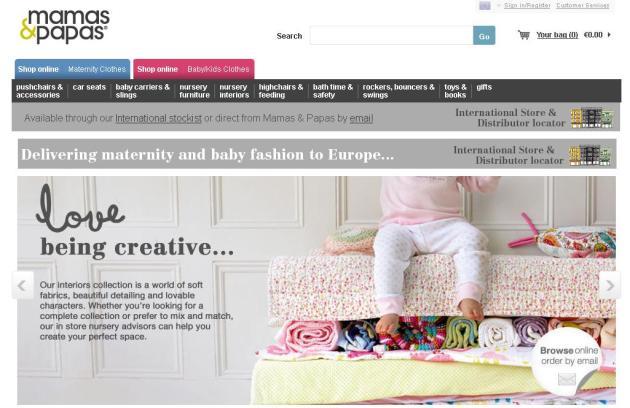 跟mothercare一樣除了自家品牌還有很多其他品牌