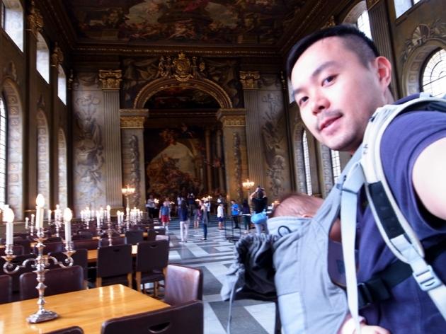想不到Greenwich有這樣的一個皇宮