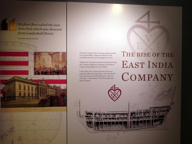對我來說最印象深刻關於航海歷史,除了是哥倫布外,就是這家東印度洋公司